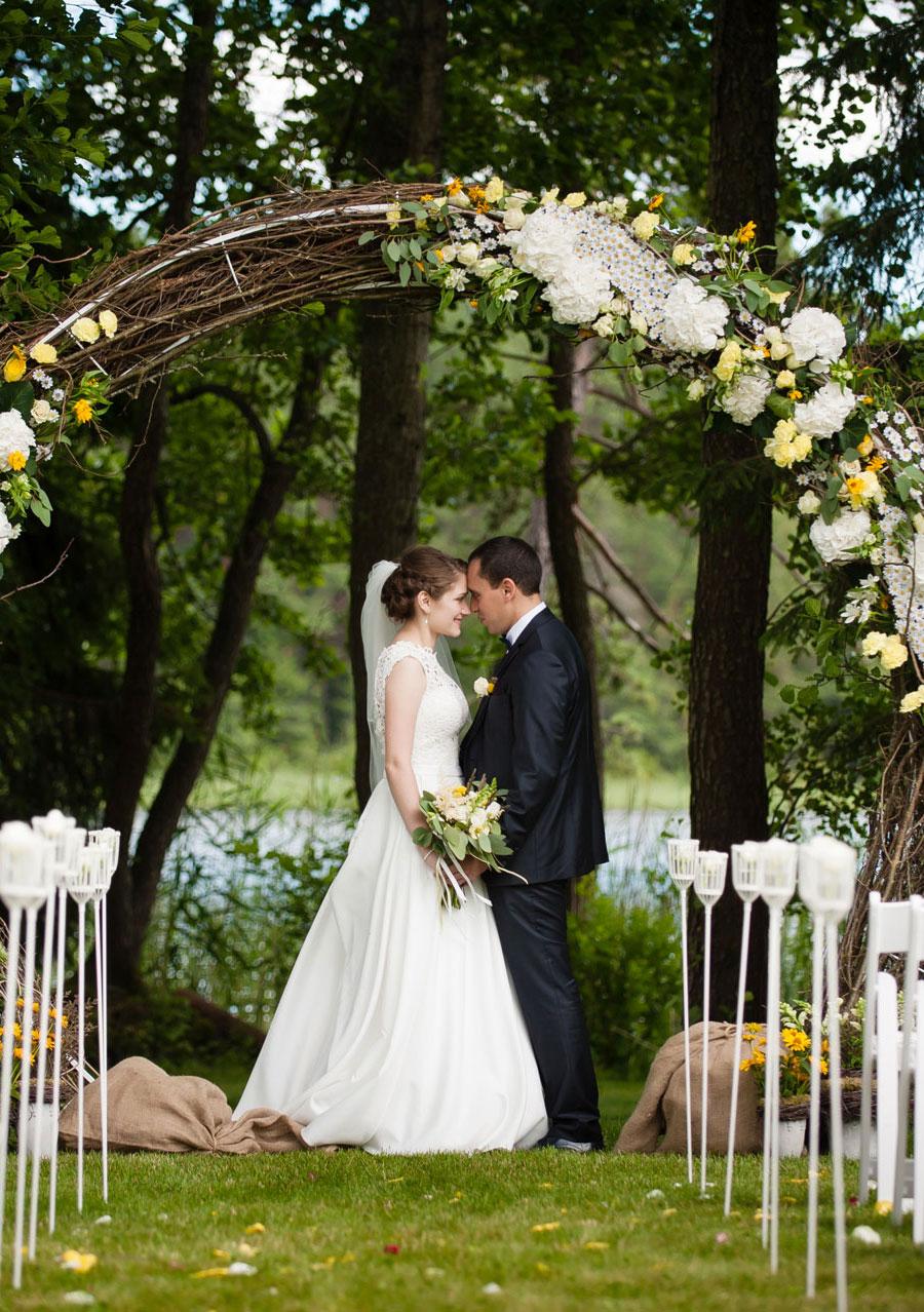 Asta & Amine   Vestuvės